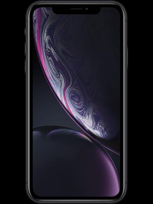 iPhone XR 64 GB Svart