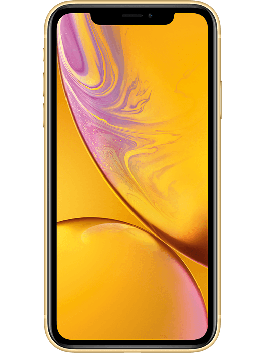 iPhone XR 64 GB Gul