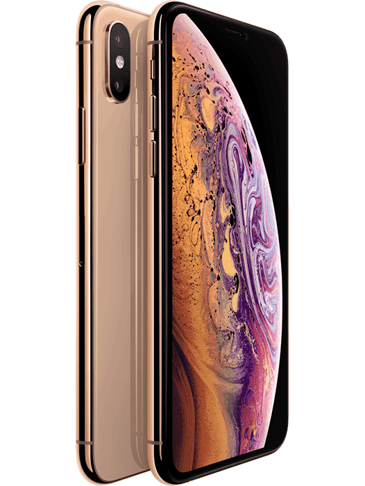 iPhone Xs 64 GB Gull