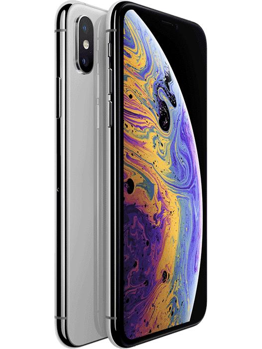 iPhone Xs 64 GB Sølv