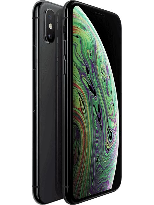 iPhone Xs 64 GB Stellargrå