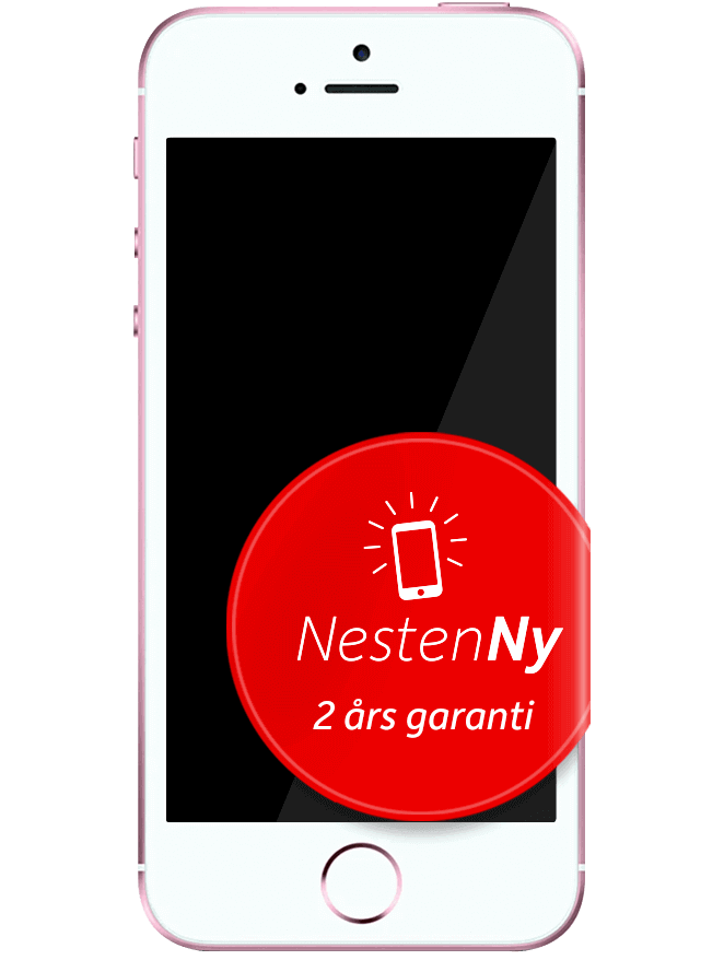 iPhone SE 32 GB Rosegull NestenNy