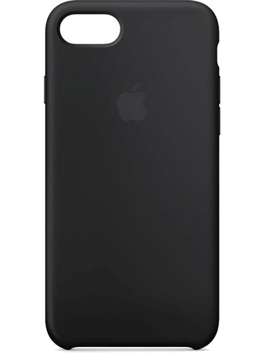 iPhone 7/8 Silicone Case Svart