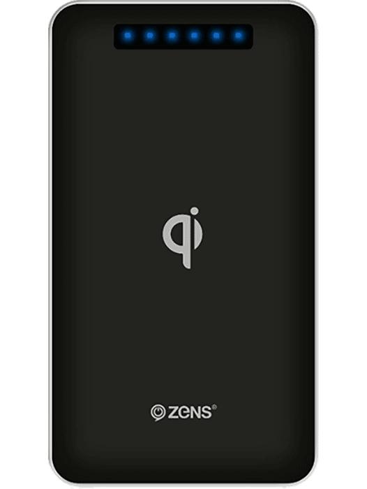 Zens Powerbank Wireless Charger Svart