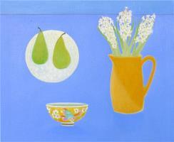 Hyacinths & Pears
