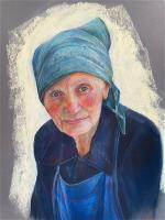Elderly Rural Lady