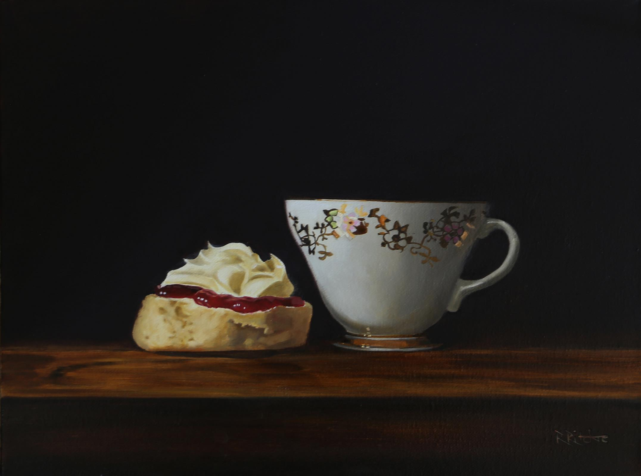 'Cornish Cream Tea'