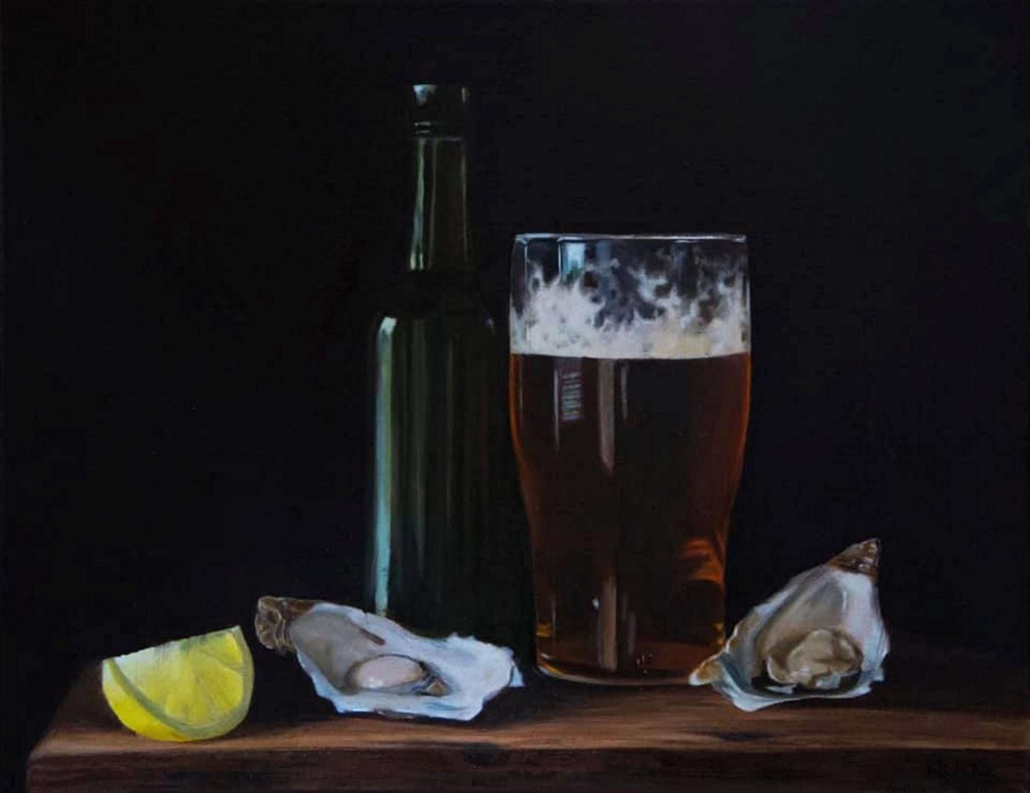 'Ale & Oysters'