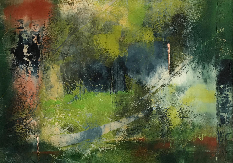 Arboreal Mists I