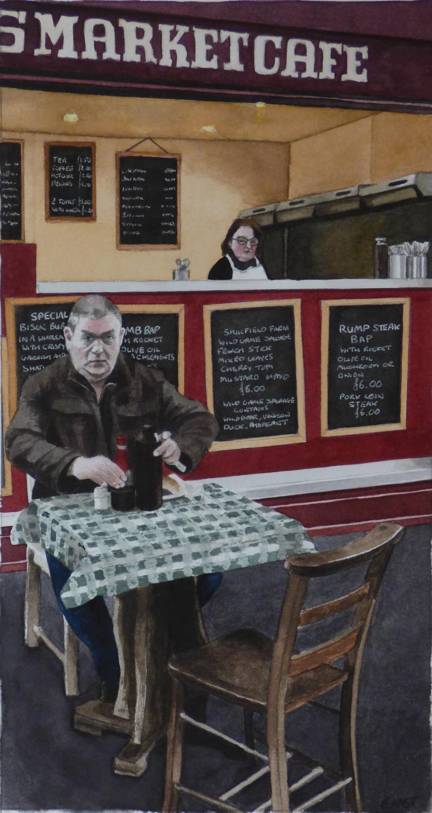 Maria's Market Cafe