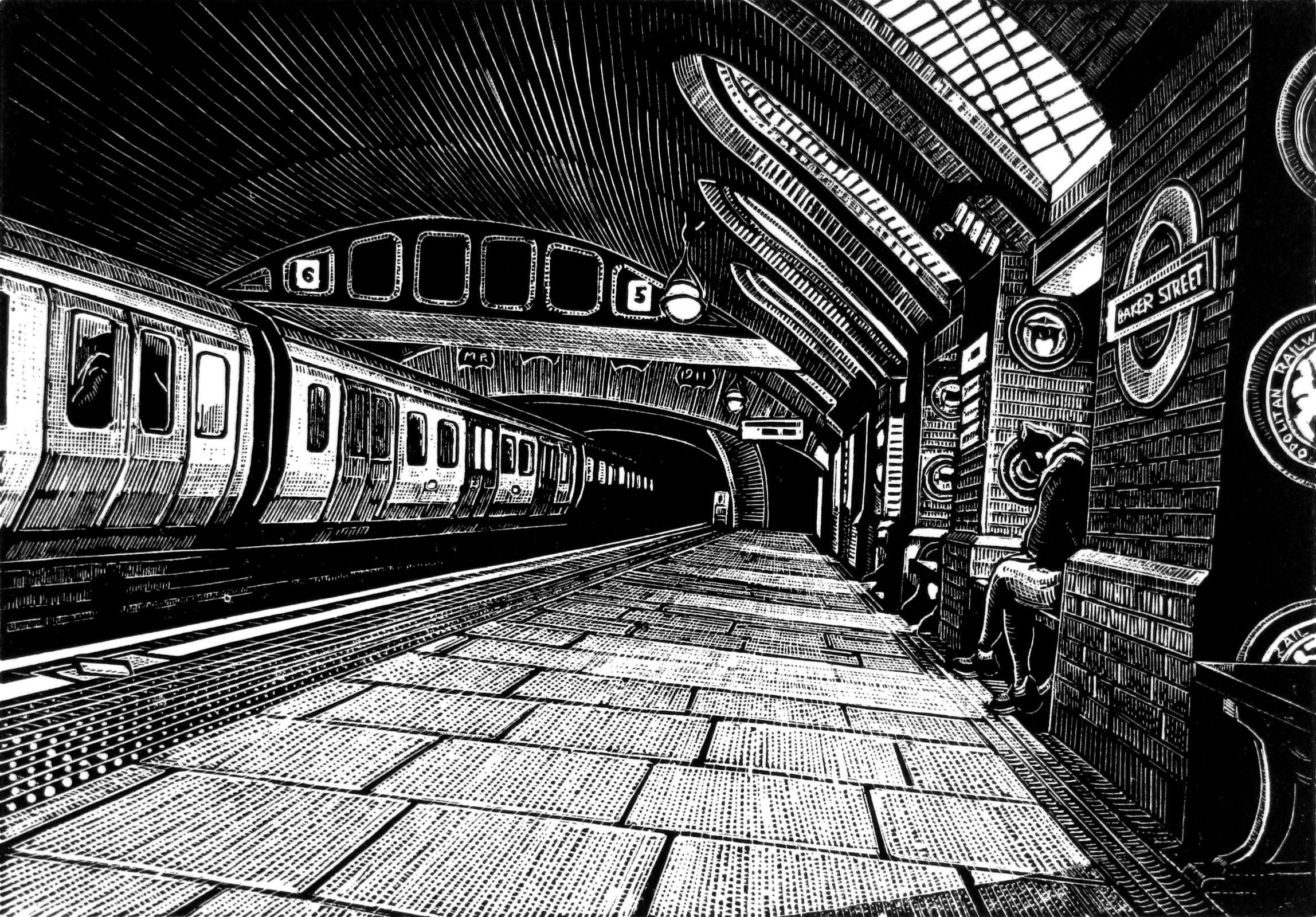View Subterranea: Baker Street