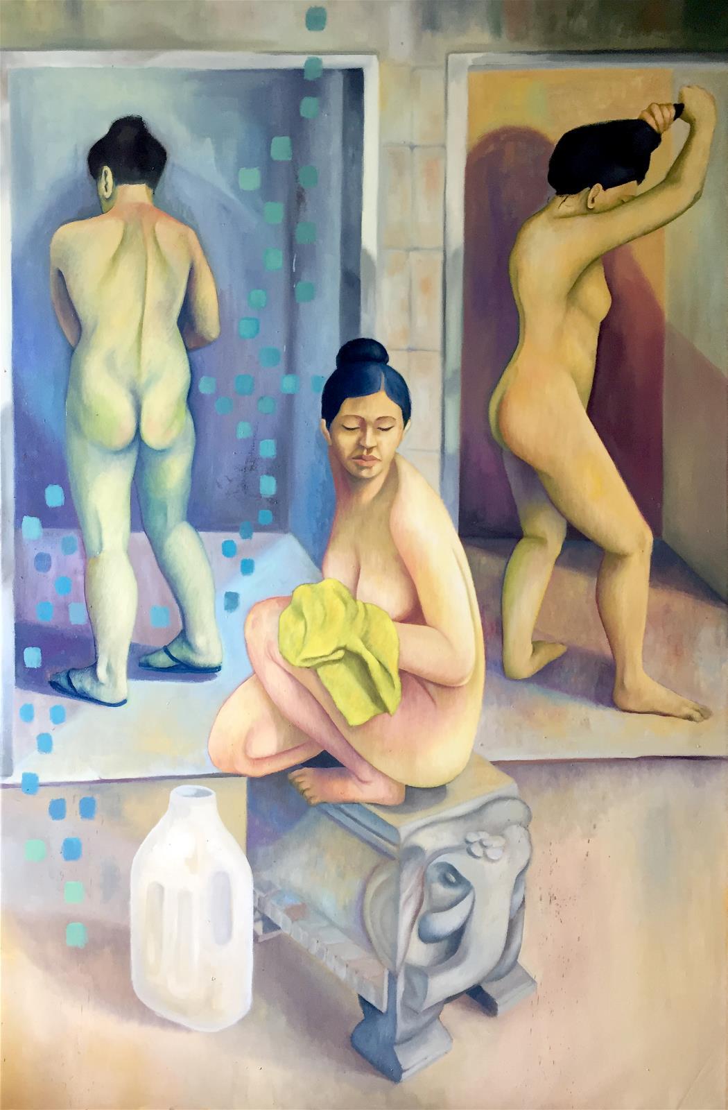 Chinese showers