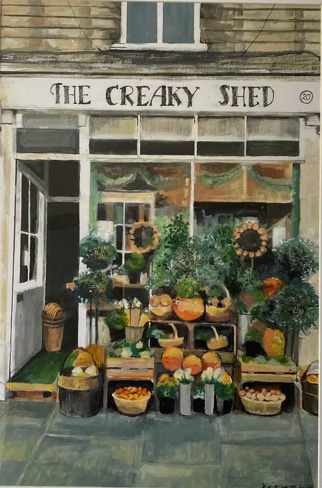 The Creaky Shed