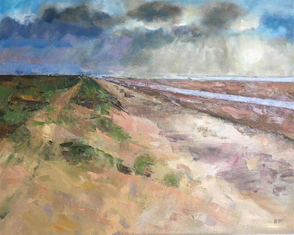 Norfolk Beach I (unframed)