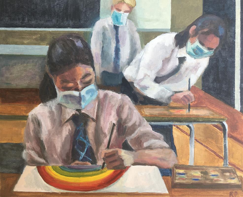 Back to School (unframed)