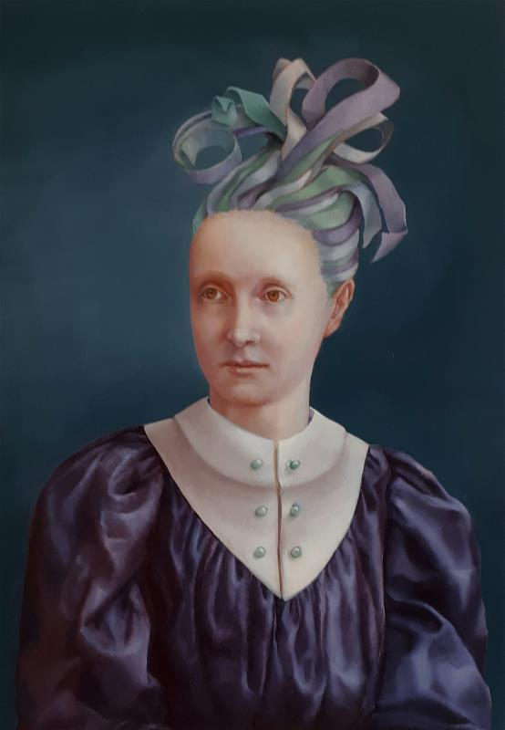 Suffragette Heroine No.7