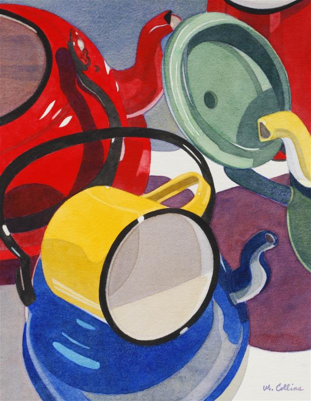 Still Life with Yellow Cup
