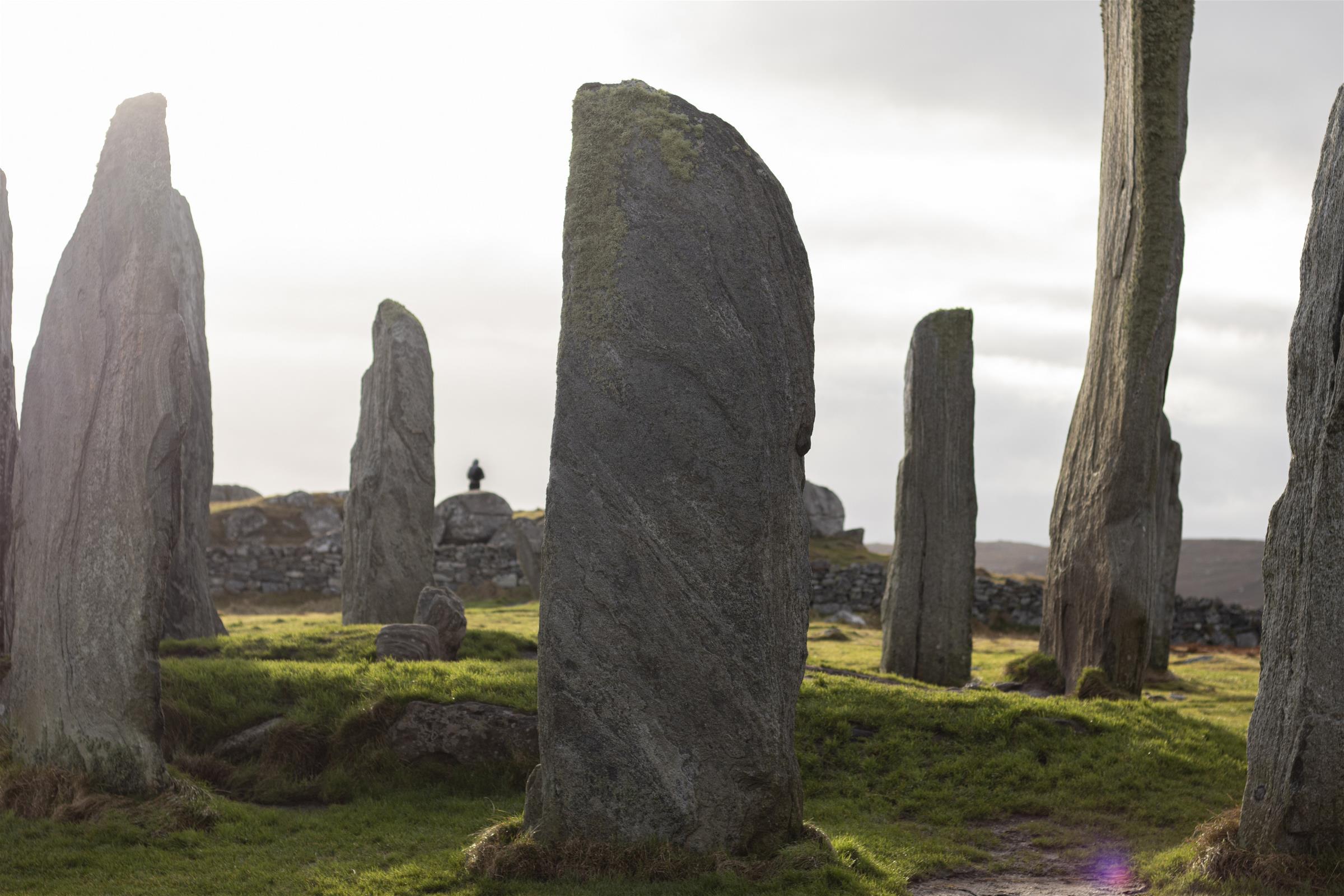 Hidden within the Standing Stones