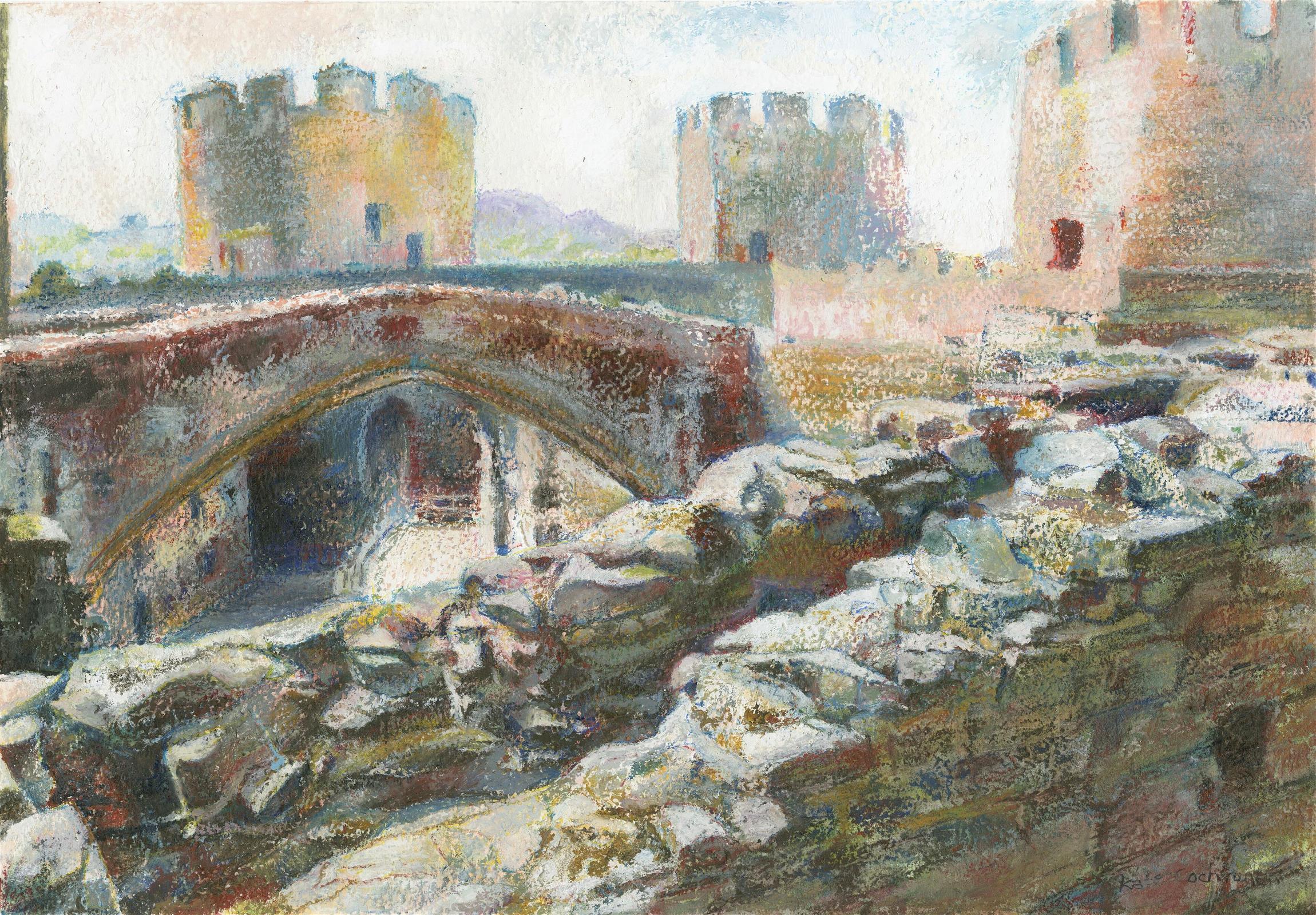 'Caernarfon Depths'