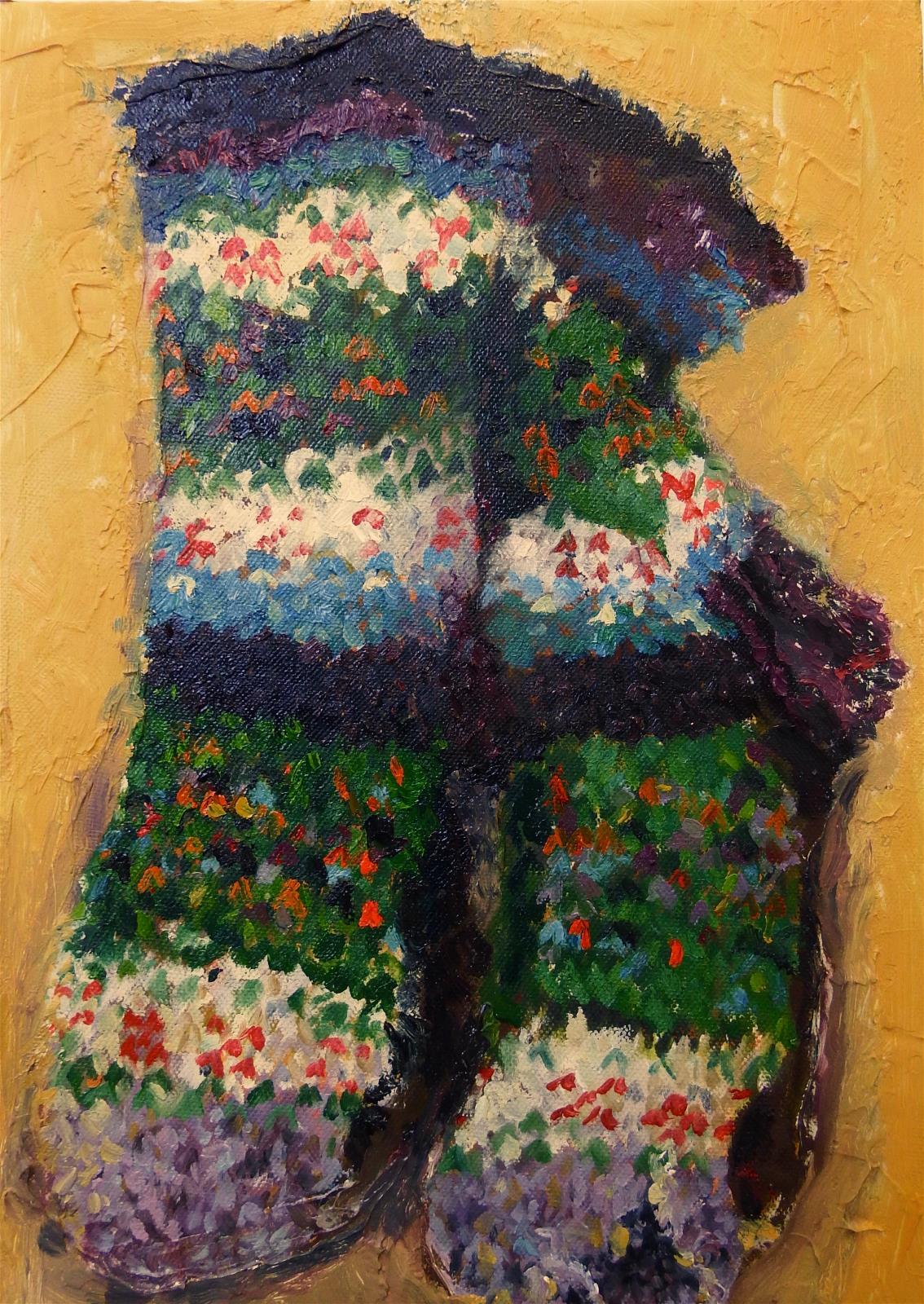 Bothy Socks