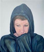 Lockdown portrait #2 Iris