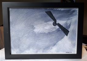 Vieux Presage  - Covid 19 - l'Oiseau Noir