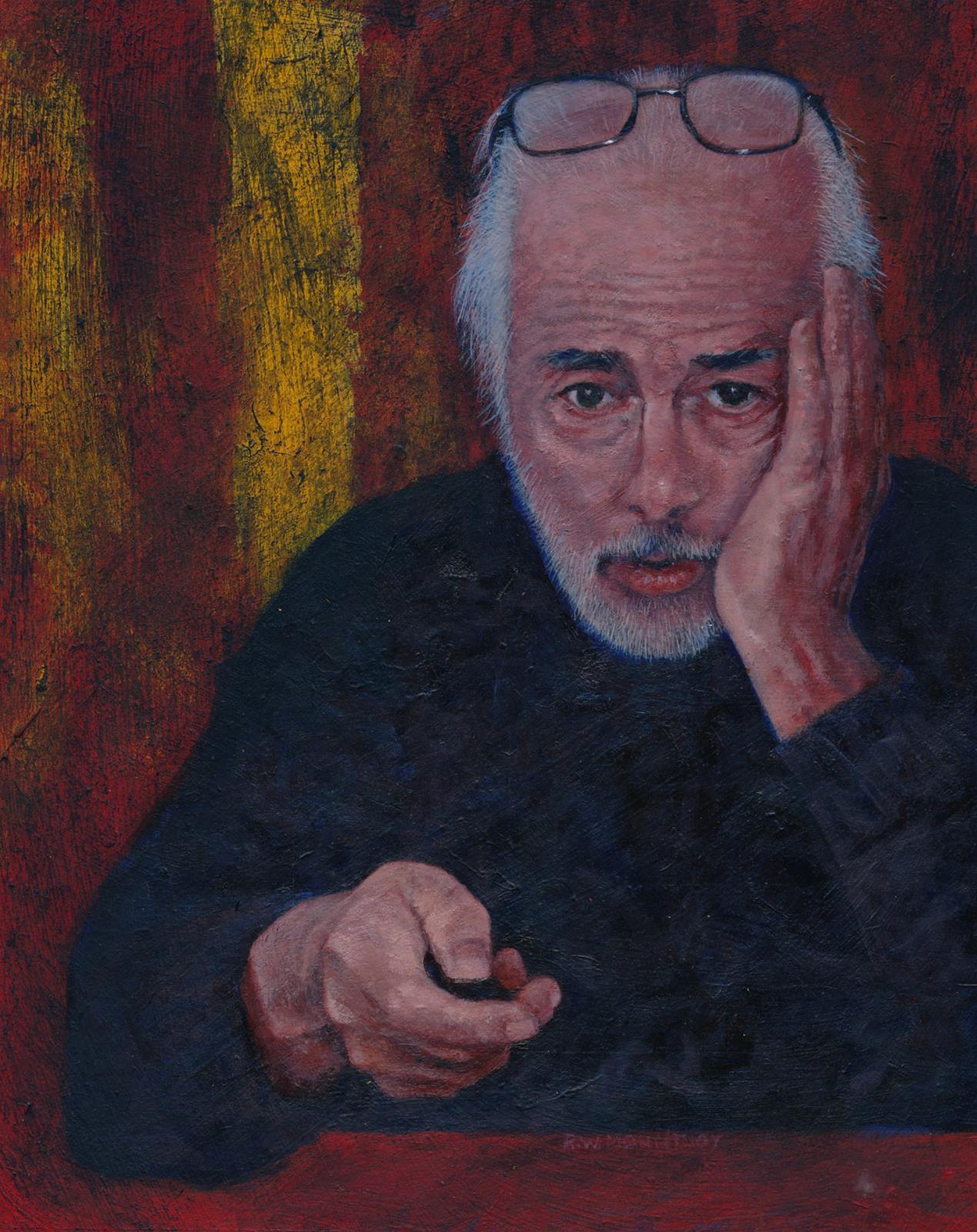 Self Portrait in Lockdown