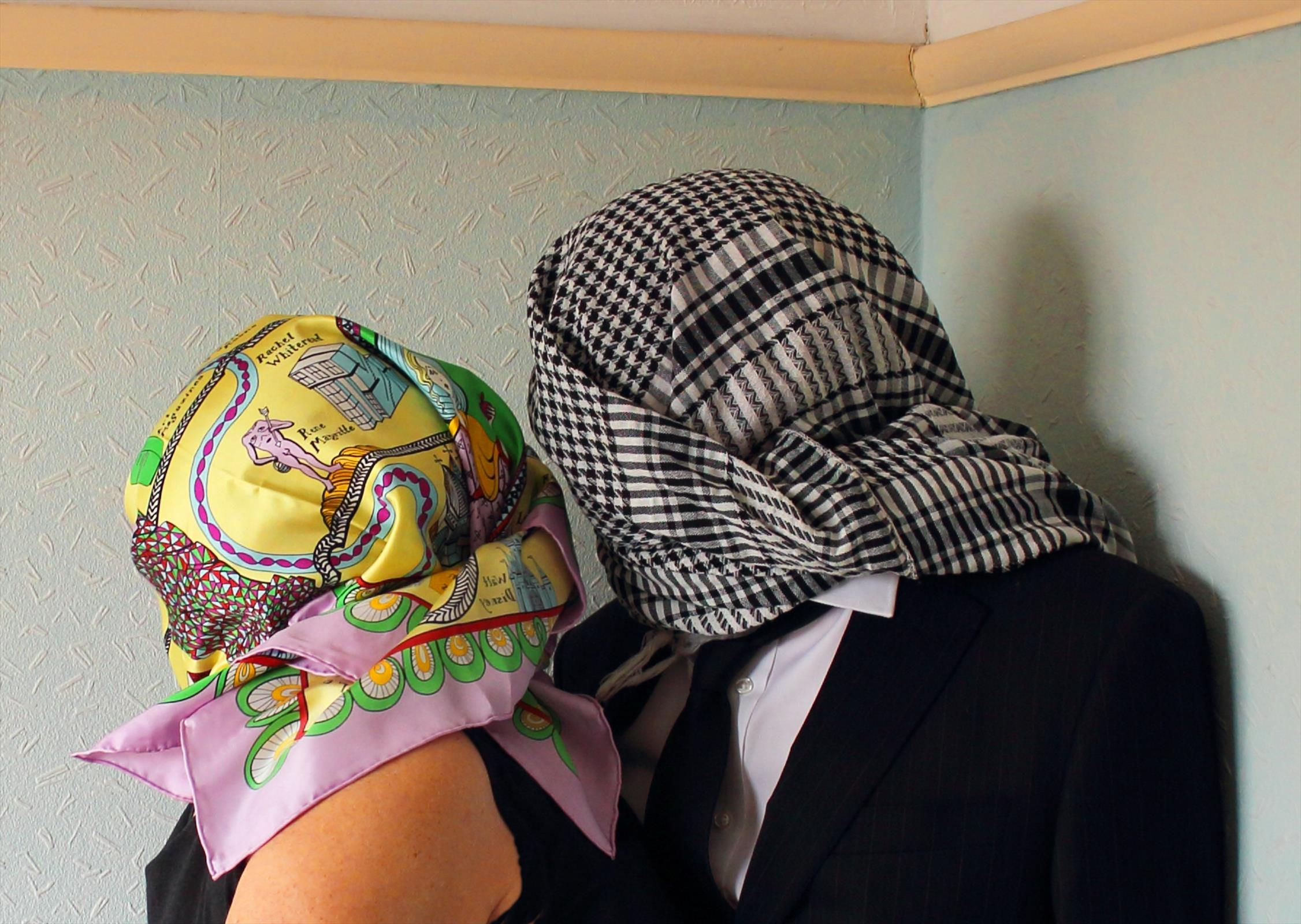 After Magritte: The Lovers of Culture