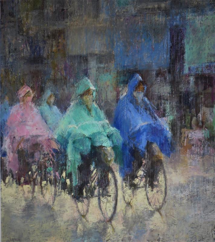 The Lives of Others  : Rain in Hanoi
