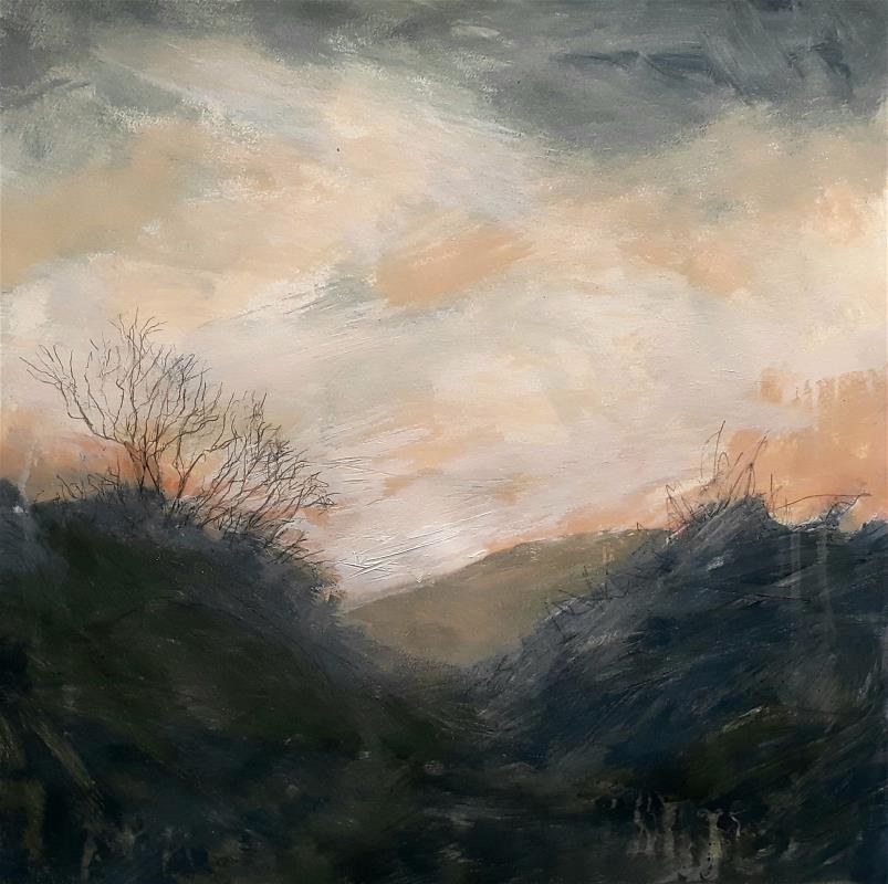 Winter Sunrise on Dartmoor