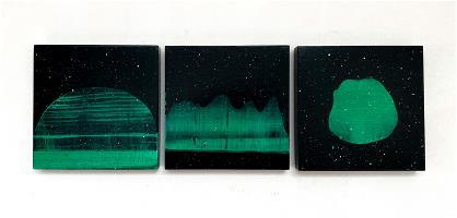 Fission (triptych)