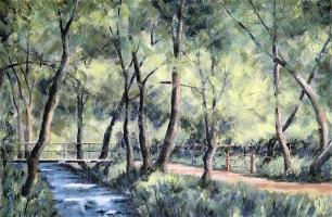 Meldreth Woods