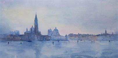 San Giorgio and San Salute, Venice