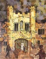 Christ's College Gatehouse