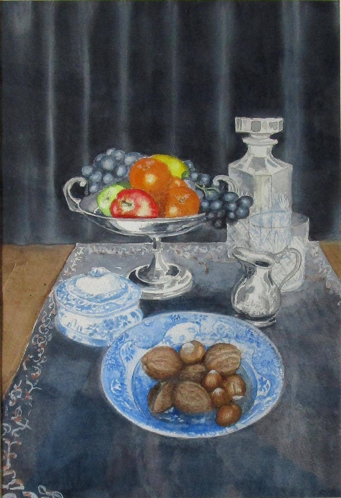 STILL LIFE WITH FRUIT
