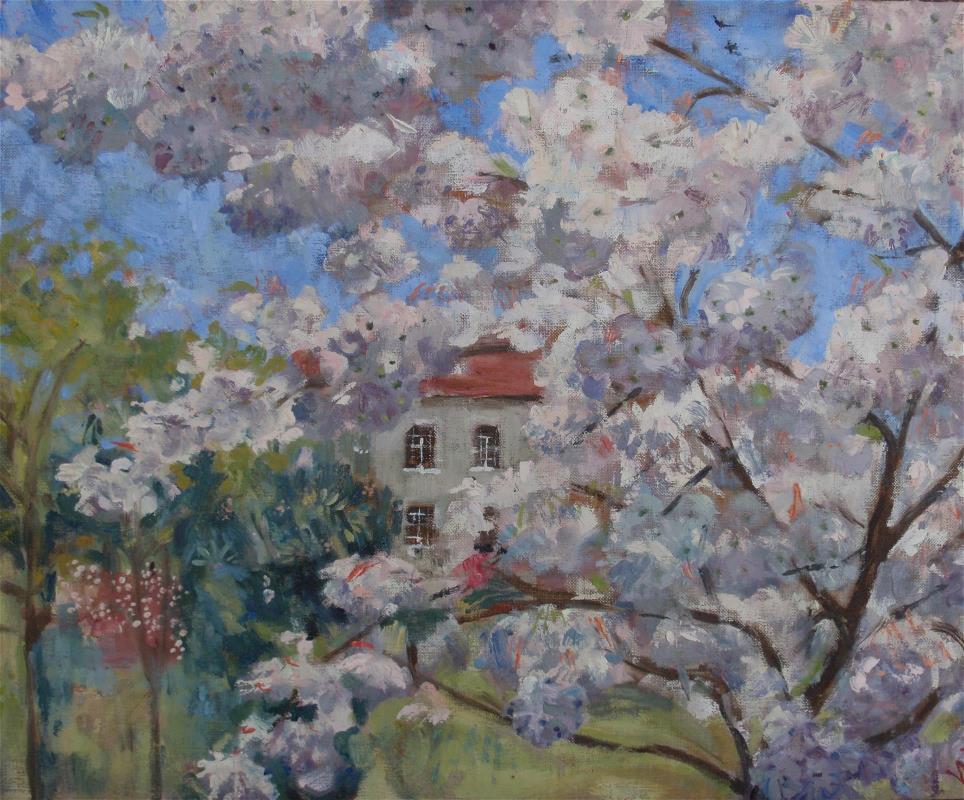 Blossom Prunus Shogetsu