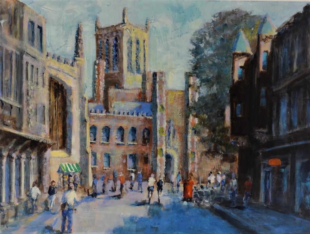 St Johns Cambridge