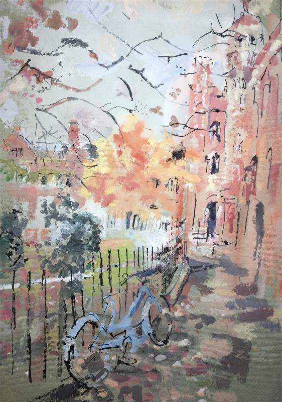 All Saint's Passage, Cambridge