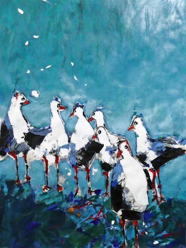 Seagull Paradise