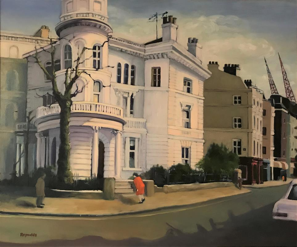 A Street Corner in Kensington