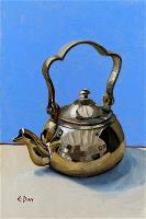 Studio in a teapot