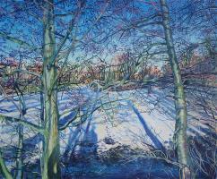Winter afternoon walk at Lochend