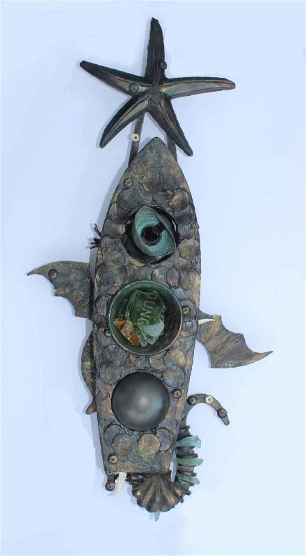 Starfish boat- Bata Crosgan
