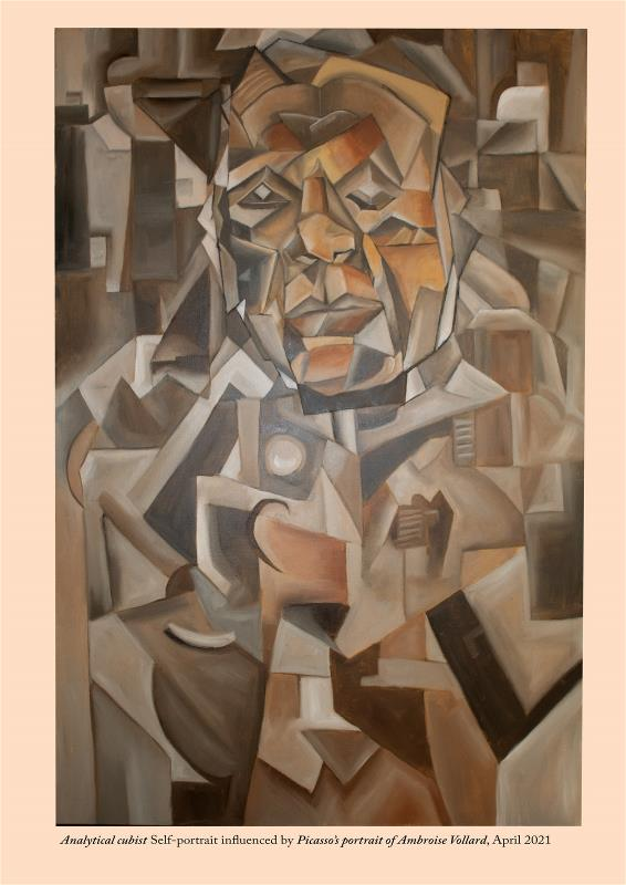 Submersion in Cubist form