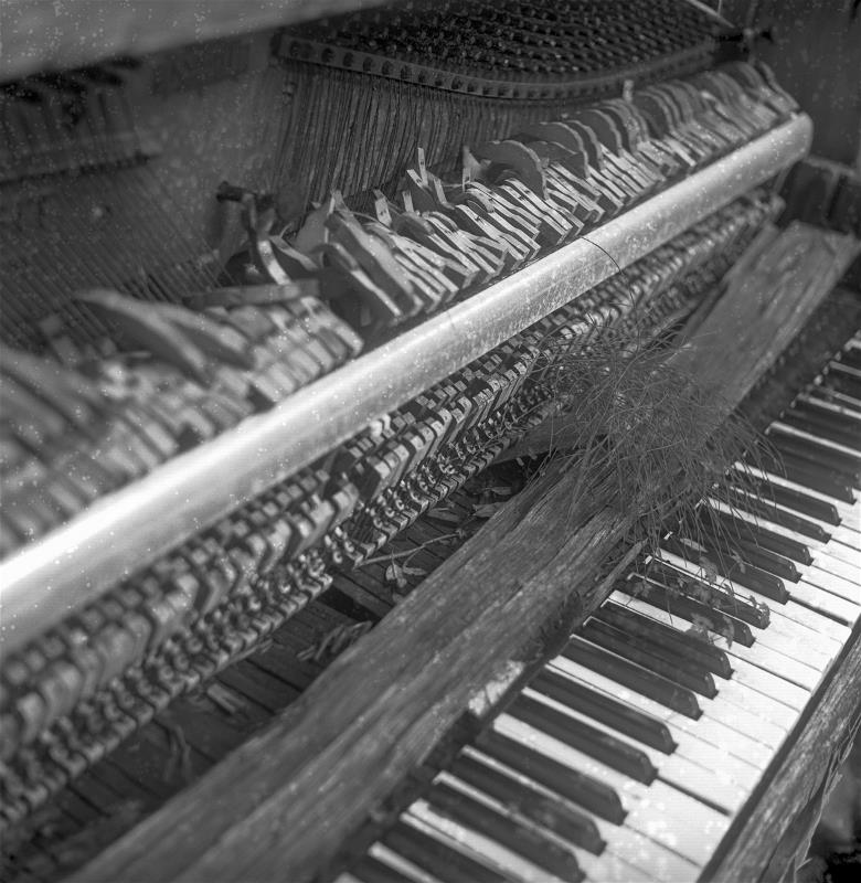 Notes on a Piano