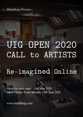 Uig Open 2020: Re-imagined Online