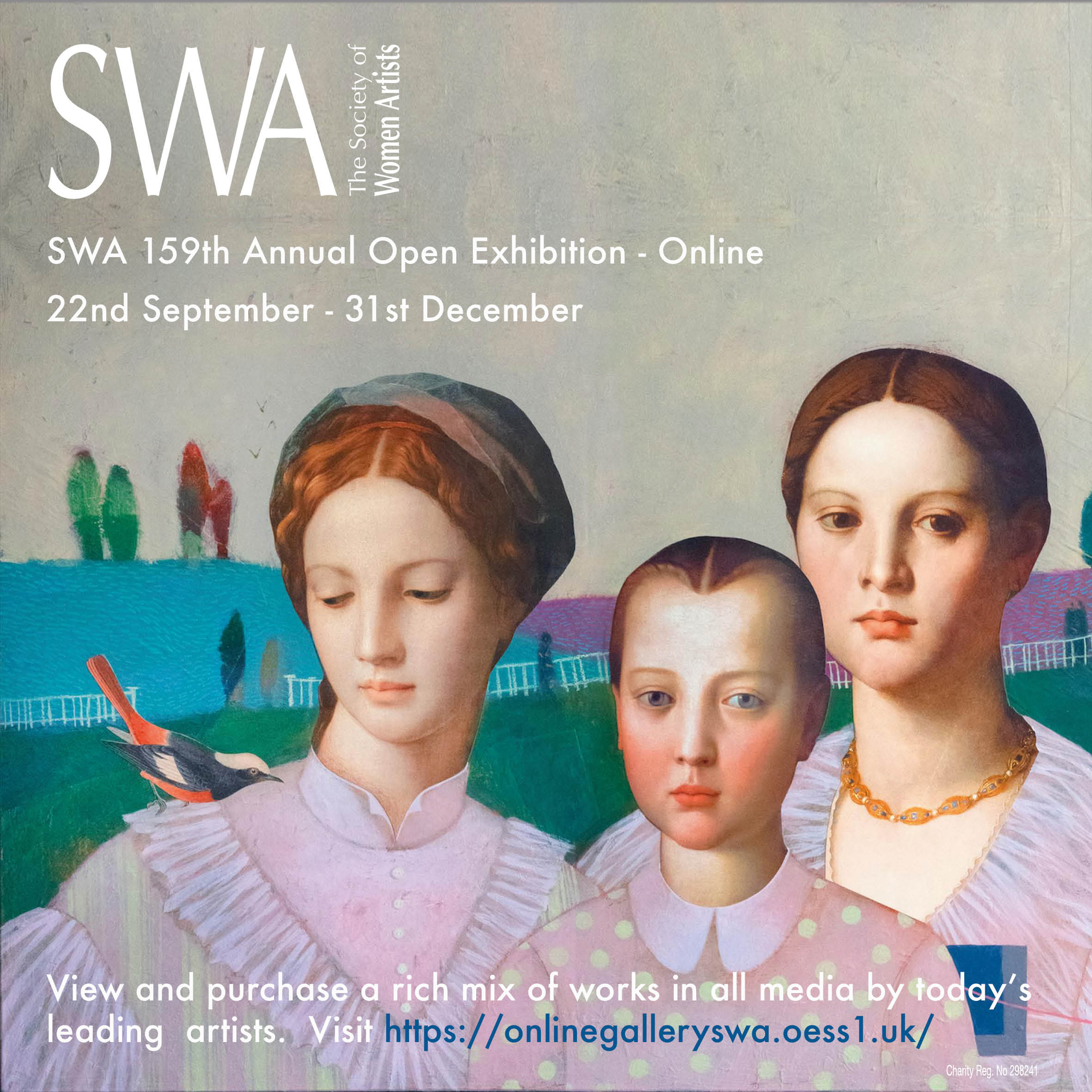 159th Online Open Exhibition