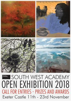 The South West Academy Of Fine And Applied Arts Open Exhibition Submission System