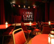 Canal cafe theatre the bridge house delamere terrace for Terrace theater movie times
