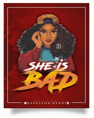 She is ...